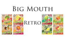 """Big Mouth """"Retro Juice"""" Premium Concentrates"""