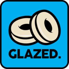 Glazed