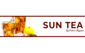 Potion Magique Sun Tea Aromas